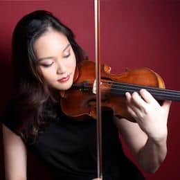 Violin Teacher Ms Tan