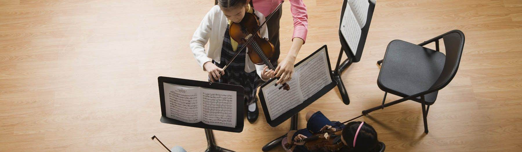 Search for the Best Violin School Offering Quality and Cheap Violin lessons in Singapore