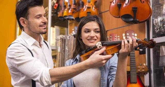 Learn How to Play the Violin!
