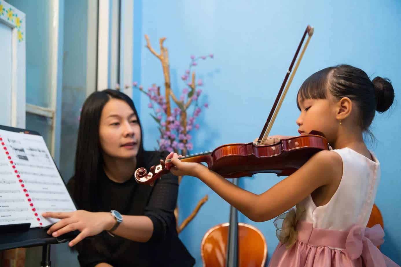 Violin for kids in Singapore