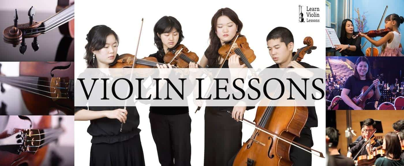 Affordable Violin Lessons Available in Singapore