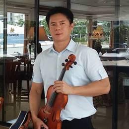 learn violin sg