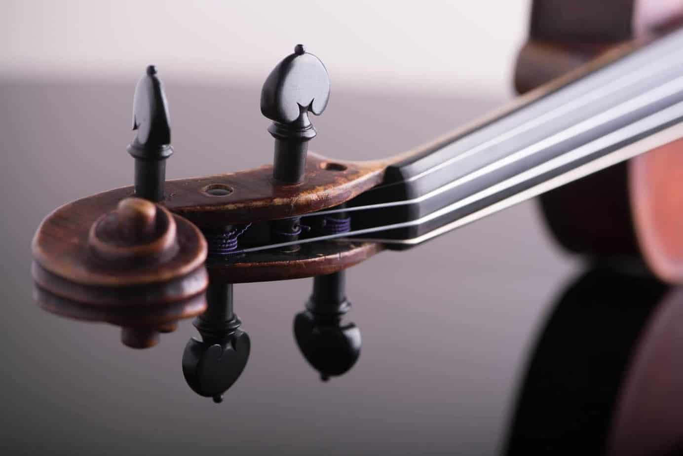 Learning Violin in Singapore