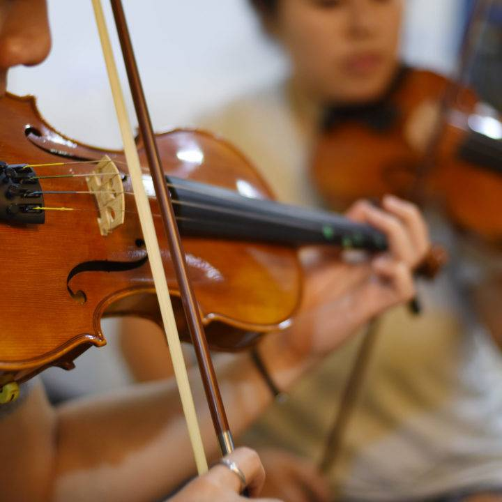 Why a decent violin is key to learning this instrument?