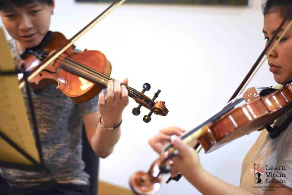 Adults Violin Lesson Fees