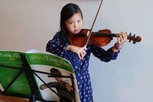 kids violin class in singapore