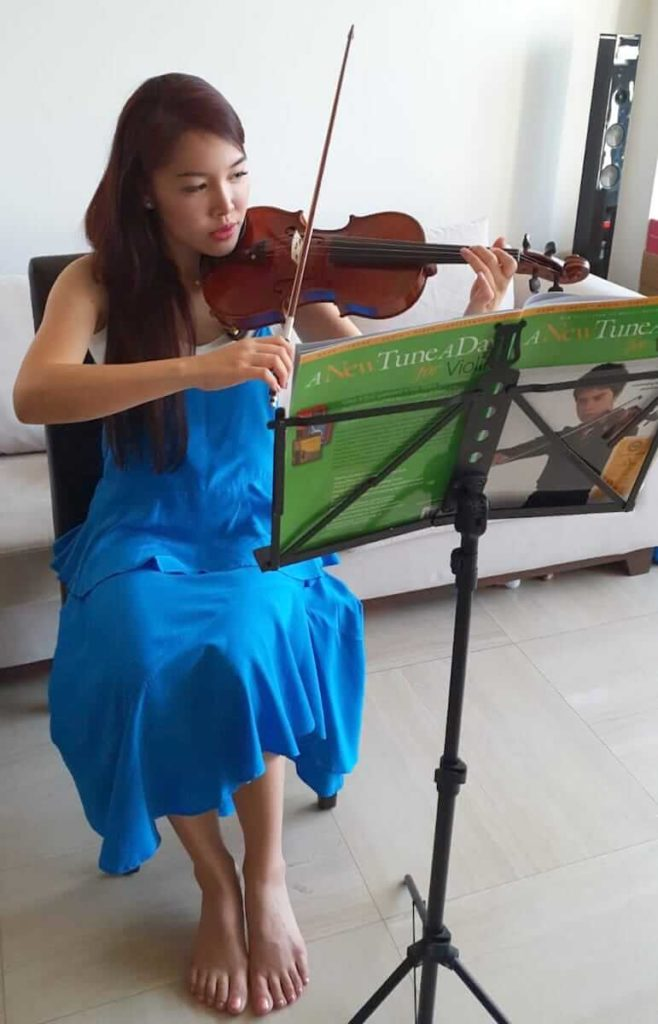 violin class fees in singapore