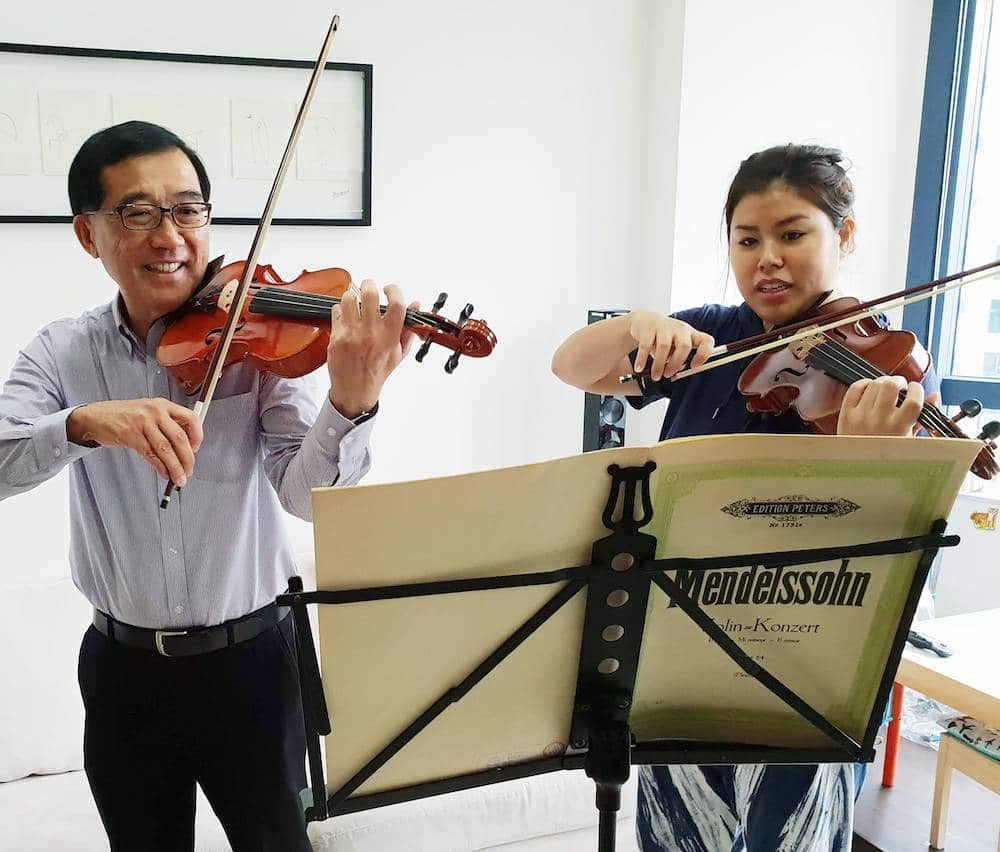 music teacher jobs in singapore
