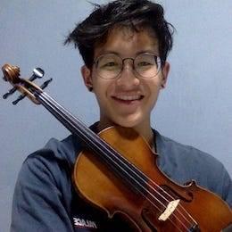 Violin Teacher Dan