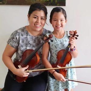 singapore private home violin classes
