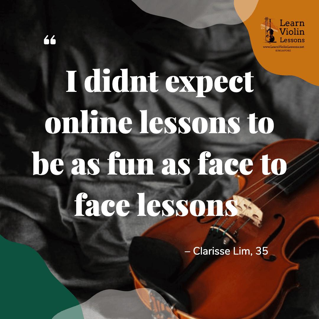 private online violin lessons