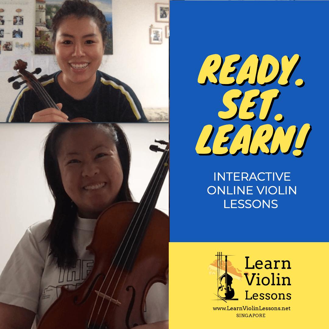 interactive online violin classes