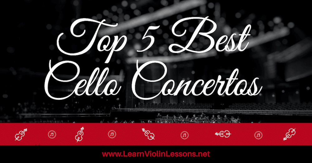 the best cello concertos