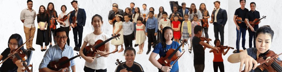 violin performance in singapore