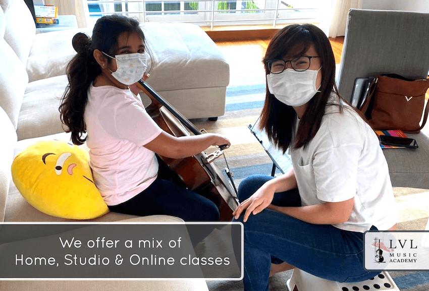 Cello Lessons In Singapore