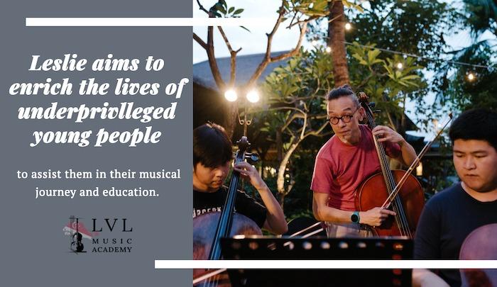 LVL Music Academy Cello Masterclass