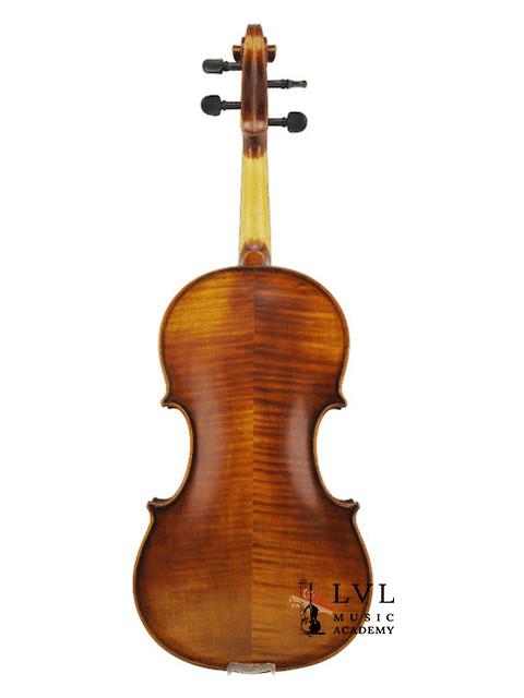 German Advanced Violin JV05 Back