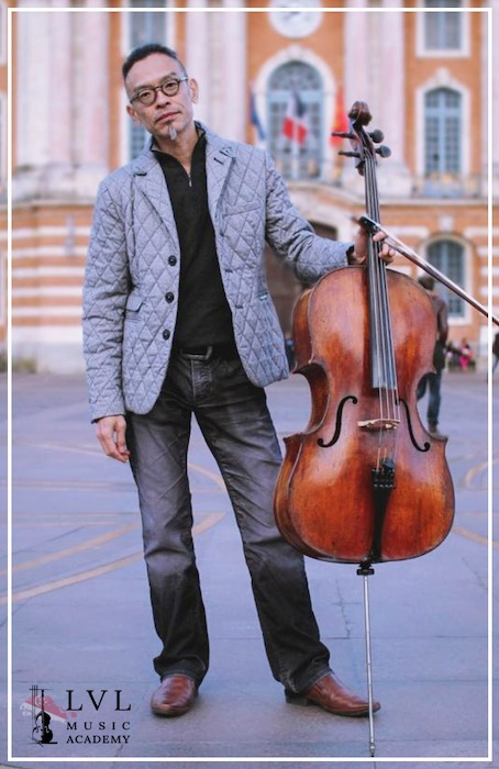 cello masterclass in Singapore