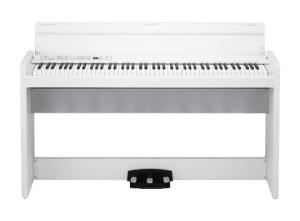 88 Key Digital Piano Korg LP-380 White Colour