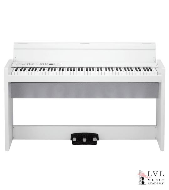Korg LP380 White Front