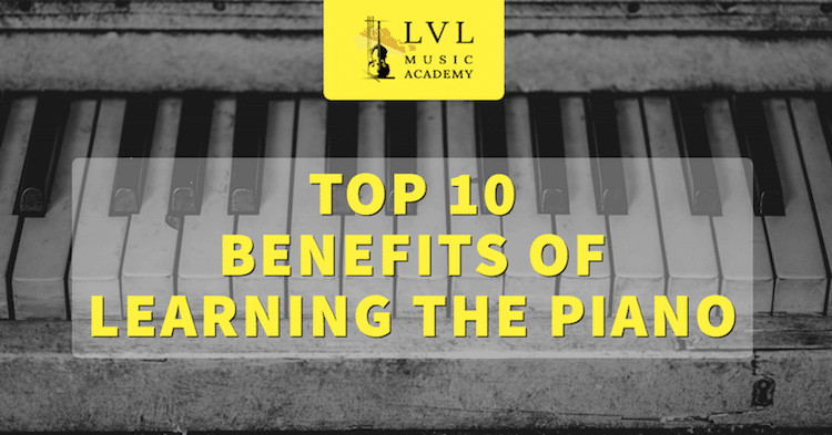 benefits of learning the piano