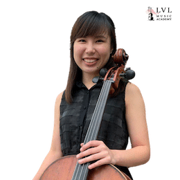ophelia cello teacher in singapore