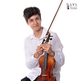 Rodion Violin Teacher