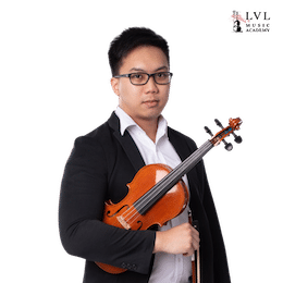 Teacher-Aaron-Violin