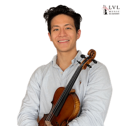 Violin Teacher Dan