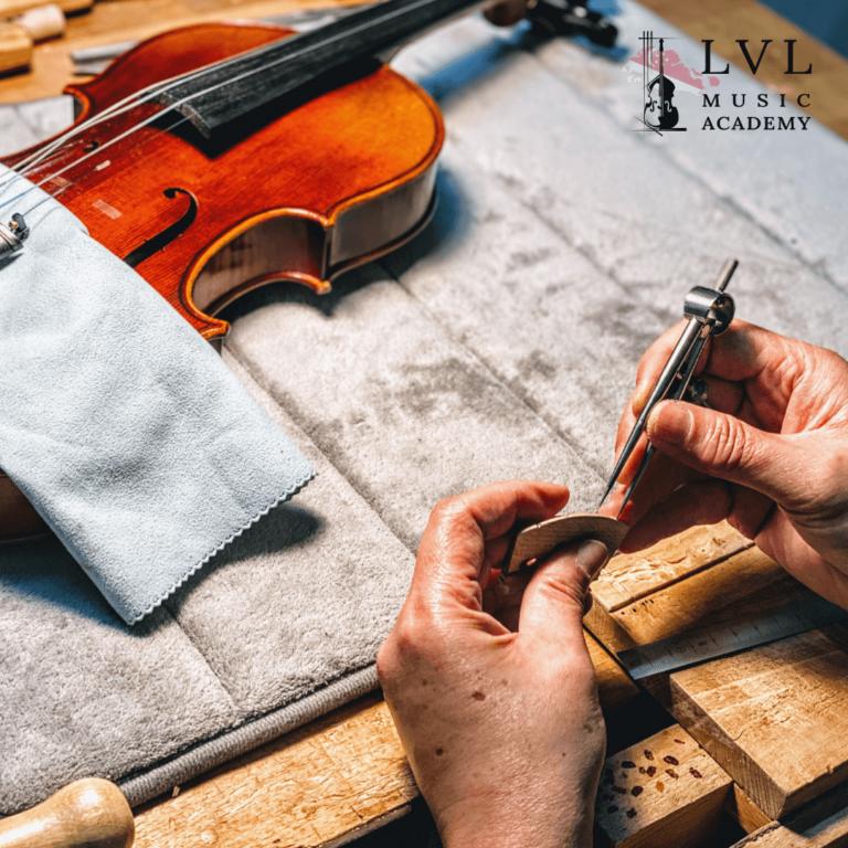 violin repair shop in Singapore
